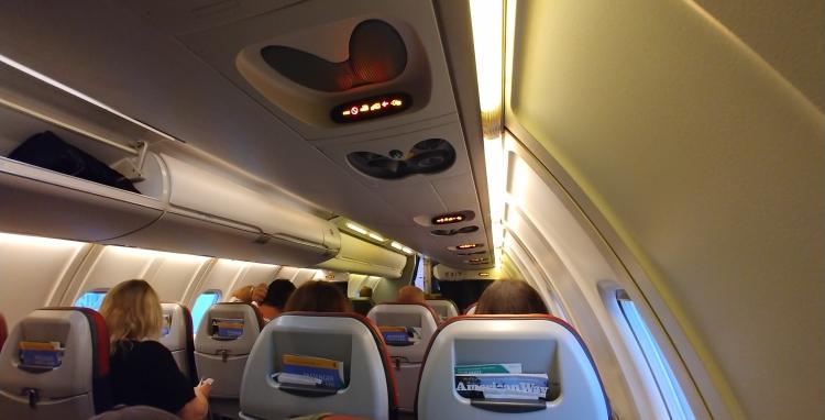 Interior plane
